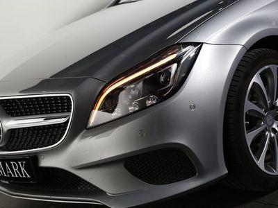 brugt Mercedes CLS350 Shooting Brake BlueTEC aut.