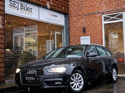 käytetty Audi A4 2,0 TDi Avant Multitr. 150HK st.car aut