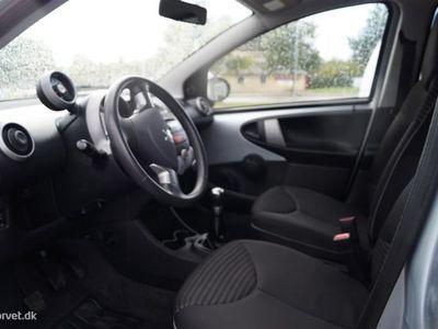brugt Peugeot 107 1,0 i 3D 68Hk 68HK 3d