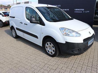usata Peugeot Partner L1 1,6 BlueHDi ESG 100HK Van Aut.
