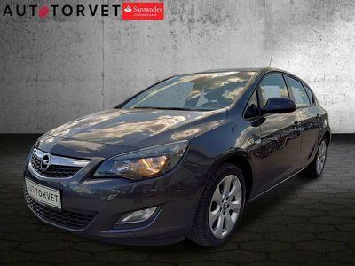 brugt Opel Astra 7 CDTi 130 Enjoy eco