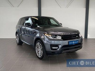 brugt Land Rover Range Rover Sport 4,4 SDV8 HSE aut. Van