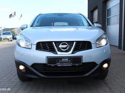 brugt Nissan Qashqai 1,5 DCi DPF Tekna 4x2 110HK 5d 6g