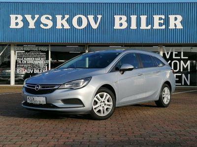 brugt Opel Astra 1.6 CDTi 110 Enjoy ST