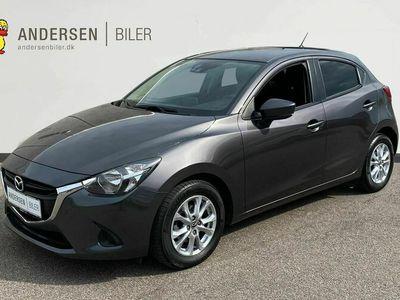 brugt Mazda 2 1,5 Skyactiv-G Niseko 90HK 5d 6g Aut.