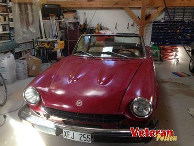 brugt Fiat 124 Spider Fiat Fiat 124 spider