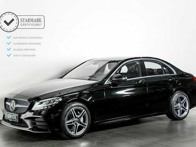 gebraucht Mercedes C220 d 2,0 AMG Line aut.