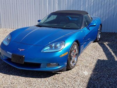 brugt Chevrolet Corvette C6 6,2 V8 436HK 2d 6g