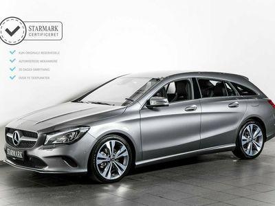 gebraucht Mercedes CLA220 d 2,2 SB aut.