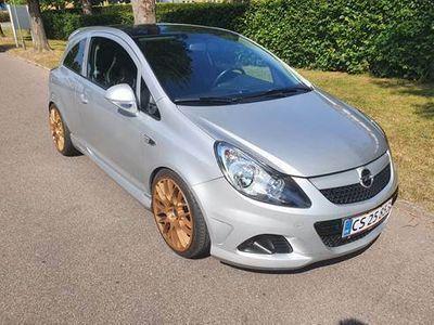 brugt Opel Corsa 1,6 OPC