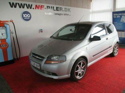 brugt Chevrolet Kalos 1,4 16V SE