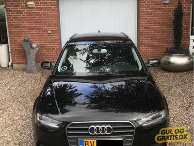 brugt Audi A4 2.0 TDI avant Van