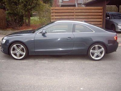 brugt Audi A5 3,0 TDI Quattro Tiptr. 240HK 2d 6g Aut.