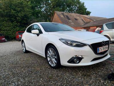 brugt Mazda 3 2.2 150 HK Optimum