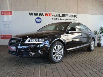 brugt Audi A6 2,0 TDi 170 S-line