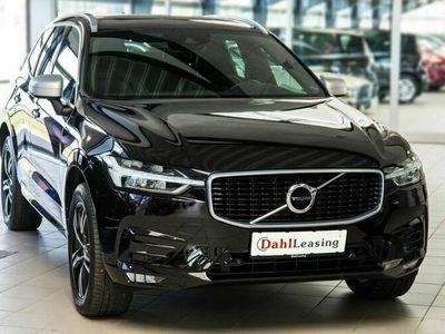 brugt Volvo XC60 2,0 D4 R-design AWD 190HK 5d