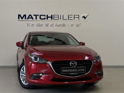 brugt Mazda 3 2,0 Skyactiv-G Vision 120HK 6g