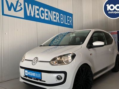 käytetty VW up! 1,0 Bluemotion High 75HK 3d