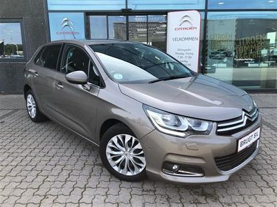 brugt Citroën C4 1,6 Blue HDi Feel Complet EAT6 start/stop 120HK 5d 6g Aut.