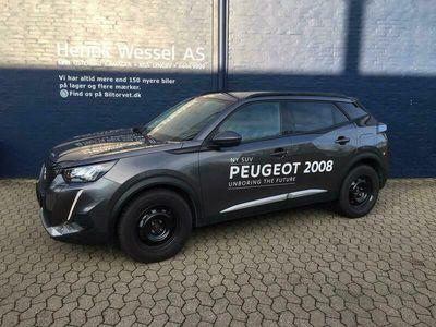 brugt Peugeot 2008 1,5 BlueHDi Allure Pack 100HK 6g A++