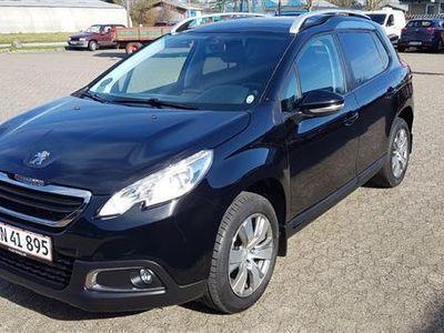 usado Peugeot 2008 1,2 VTi Active 82HK