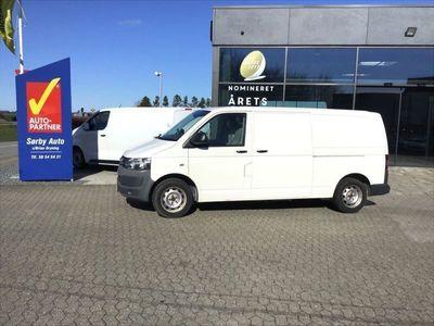 brugt VW Transporter TDi 140 Kassev. 4M lang