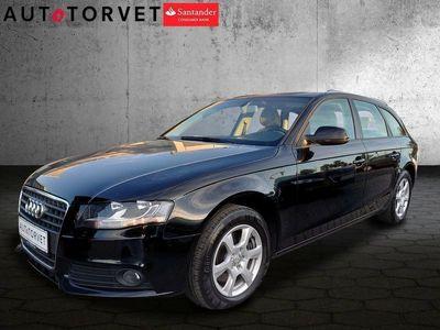 brugt Audi A4 2,0 TDi 170 Avant