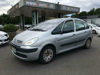 brugt Citroën Xsara 1,6 HDI 89HK Van
