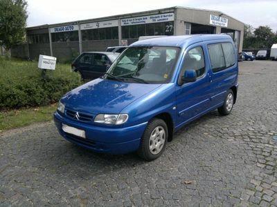 brugt Citroën Berlingo 1.9 diesel