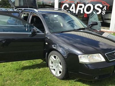 brugt Audi A6 Avant 2,8 193HK Stc