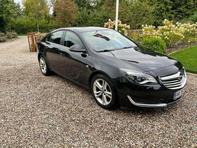 brugt Opel Insignia 2,0CDTi 120HK 5-dørs