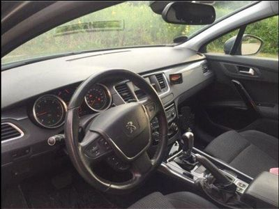 brugt Peugeot 508 1,6 HDI 112 HK SEMI/ nysynet