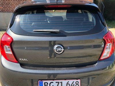 used Opel Karl 1,0 75HK 5 dørs