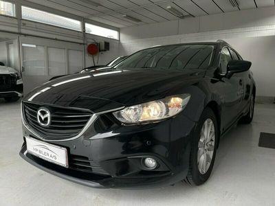 brugt Mazda 6 2,0 SkyActiv-G 165 Vision stc. 5d