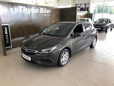 brugt Opel Astra 1,4 Turbo Enjoy 125HK 5d 6g