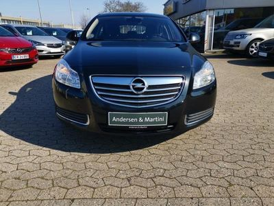 brugt Opel Insignia 2,0 Turbo Cosmo 220HK 5d 6g