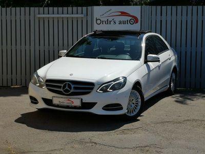 brugt Mercedes E220 2 BlueTEC Avantgarde