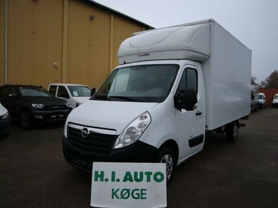 brugt Opel Movano 2,3 CDTi 146 Alukasse m/lift