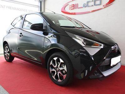 usata Toyota Aygo 1,0 VVT-I X-plore DAB+ 72HK 5d