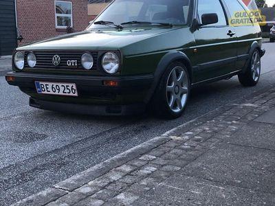 brugt VW Golf II Gti 16v