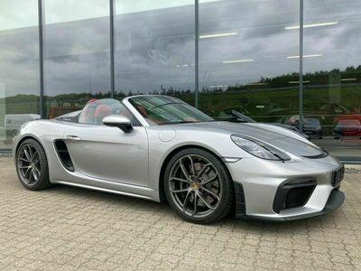 brugt Porsche 718 Spyder