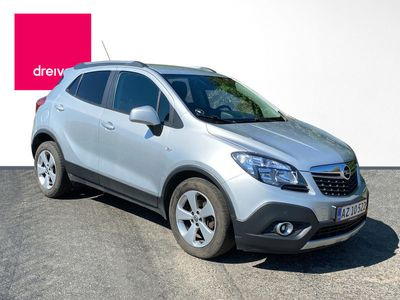 brugt Opel Mokka X | 1,4T | Enjoy | 140HK MPV