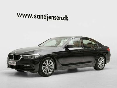 brugt BMW 520 d 2,0 Sport Line aut.