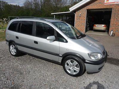 brugt Opel Zafira 2,0 DTI 16V Comfort 100HK