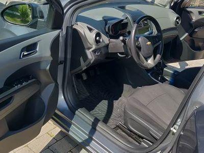 brugt Chevrolet Aveo LTZ 1,2