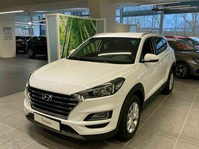 brugt Hyundai Tucson 1,6 T-GDi Value Edition+ DCT