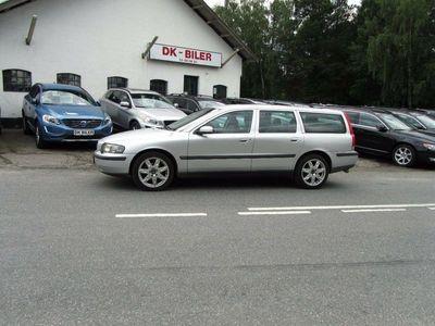brugt Volvo V70 2,4 140 Momentum