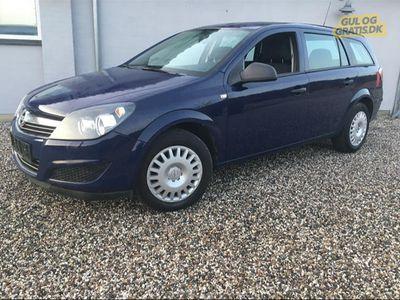 brugt Opel Astra kun 131.000 KM