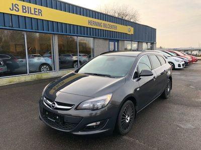 brugt Opel Astra 1,4 T 140 Sport ST
