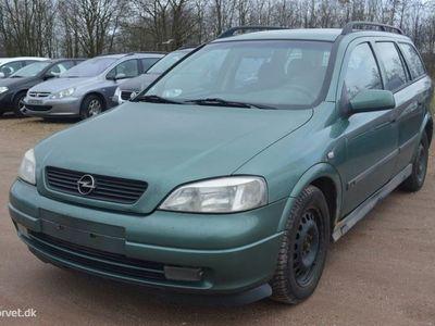 brugt Opel Astra 0 Di 16V Club 82HK Stc